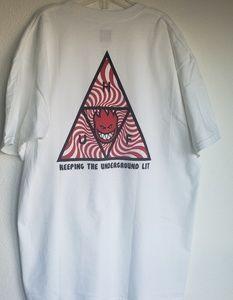 Huf x Spitfire Skateboarding T-shirt